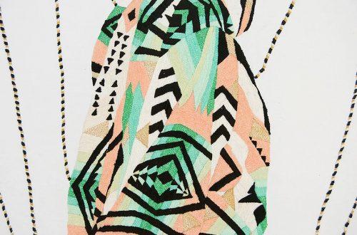 5 artistas textiles para inspirate jasmin berakha